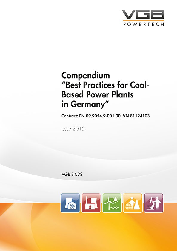 "Compendium ""Best Practices for Coal-Based Power Plants in Germany"" - eBook"
