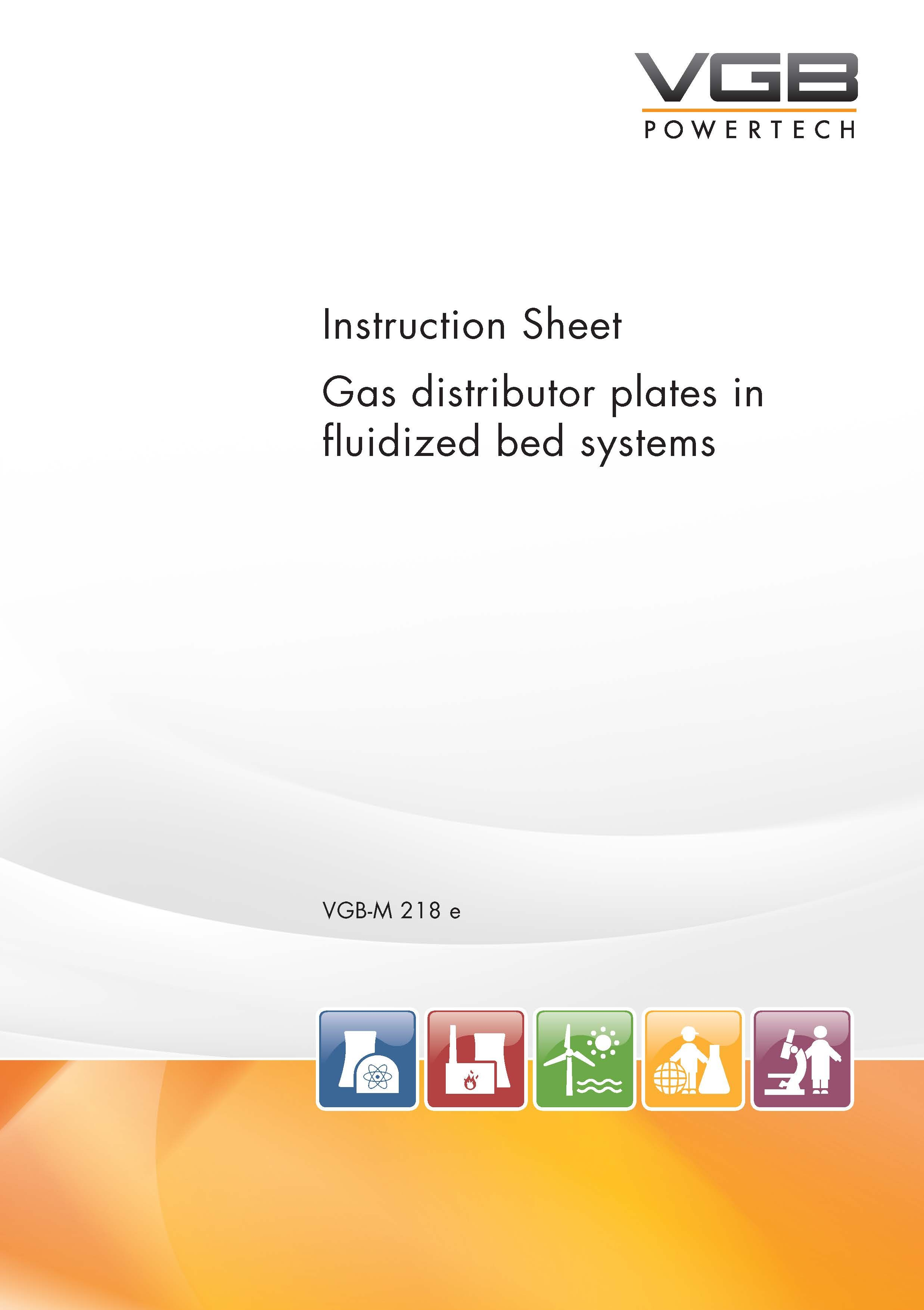 Gas distributor plates in fluidized bed systems