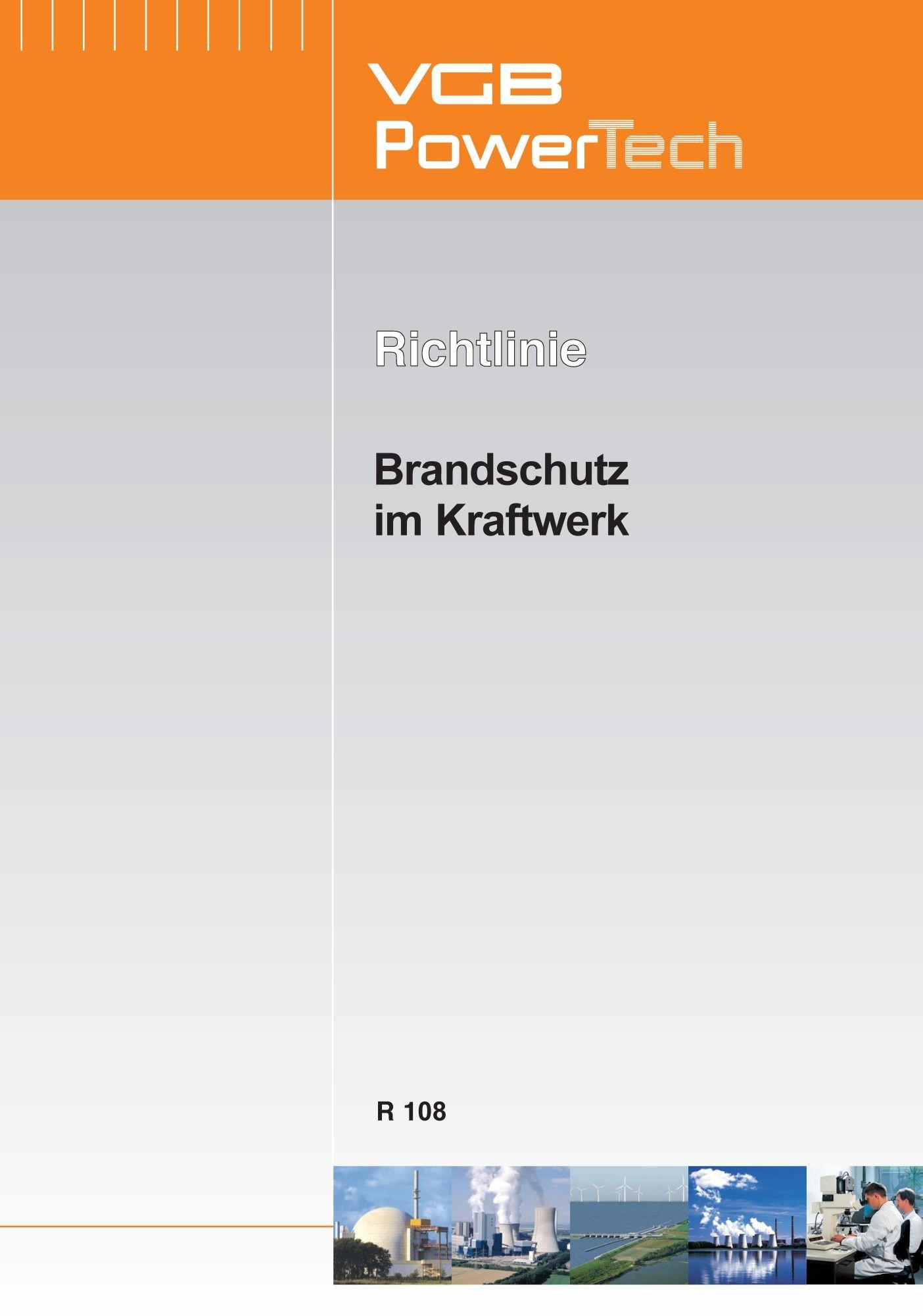 Brandschutz im Kraftwerk - eBook