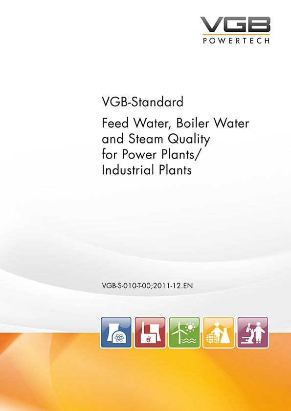 Feed Water, Boiler Water and Steam Quality for Power Plants / Industrial Plants- eBook