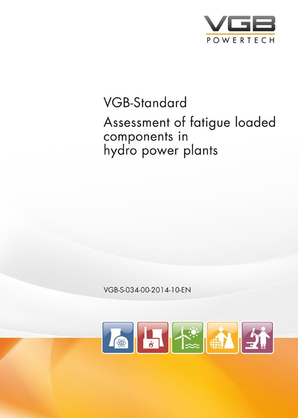Assessment of fatigue loaded components in hydro power plants - eBook
