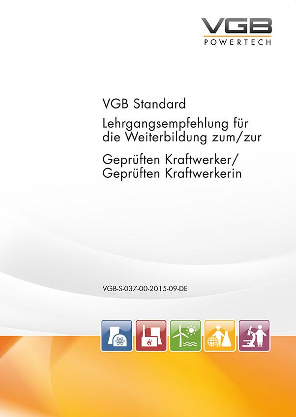 Lehrgangsempfehlung für die Weiterbildung zum/zur Geprüften Kraftwerker/Kraftwerkerin - eBook