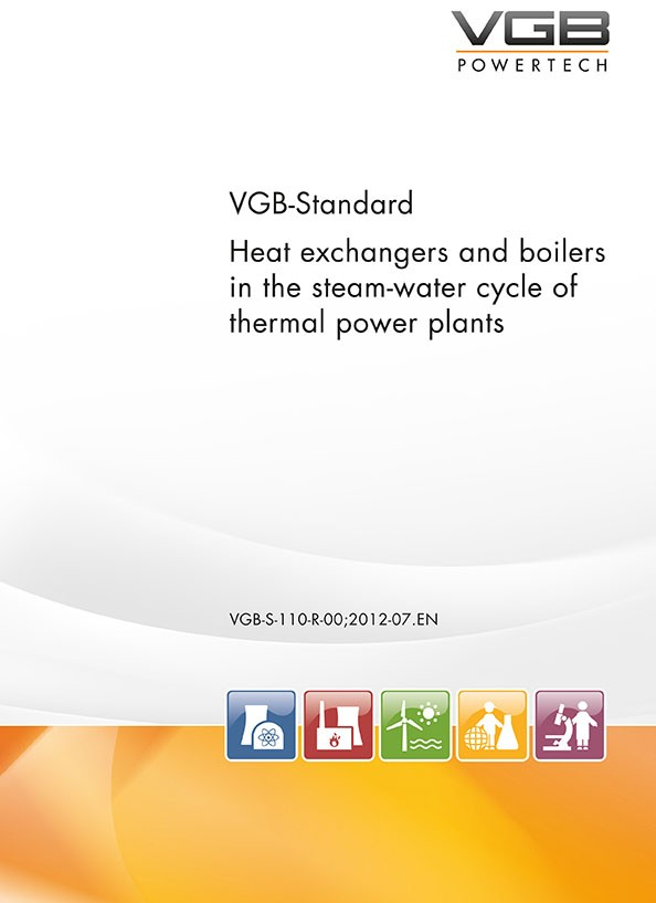 Heat exchangers and boilers in the steam-water cycle of thermal power plants - eBook