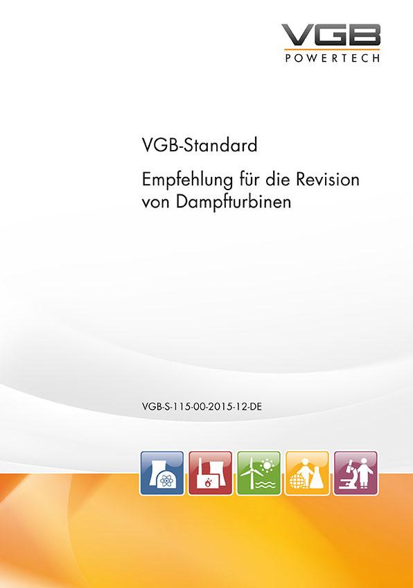 Empfehlung für die Revision von Dampfturbinen