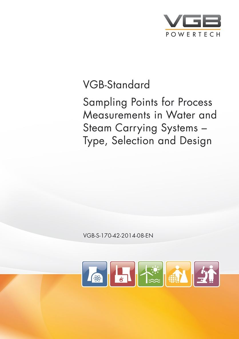 Sampling Points for Process Measurements in Water and Steam Carrying Systems – Type, Selection and Design - eBook