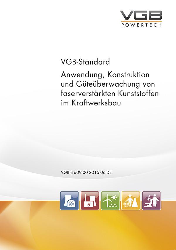 Anwendung, Konstruktion und Güteüberwachung von faserverstärkten Kunststoffen im Kraftwerksbau - eBook
