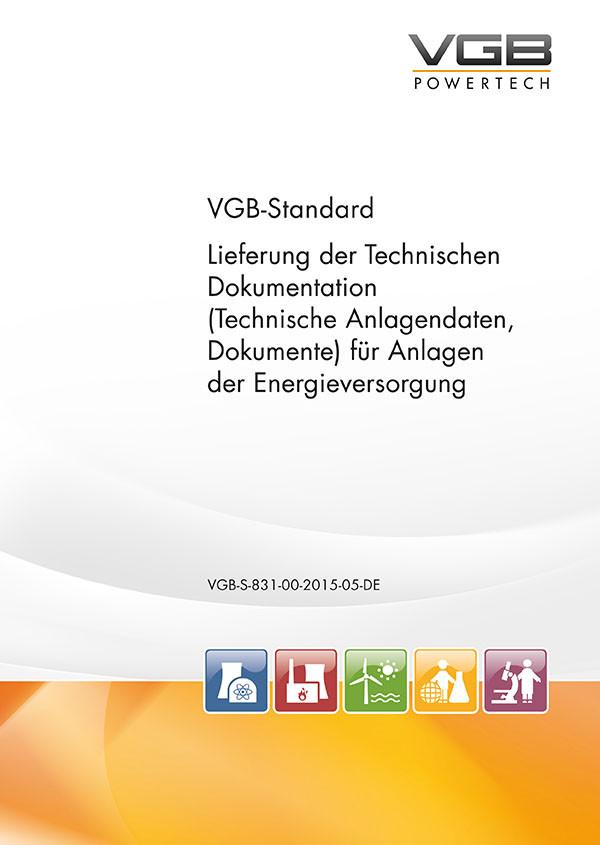Lieferung der Technischen Dokumentation (Technische Anlagendaten, Dokumente) für Anlagen der Energieversorgung - eBook