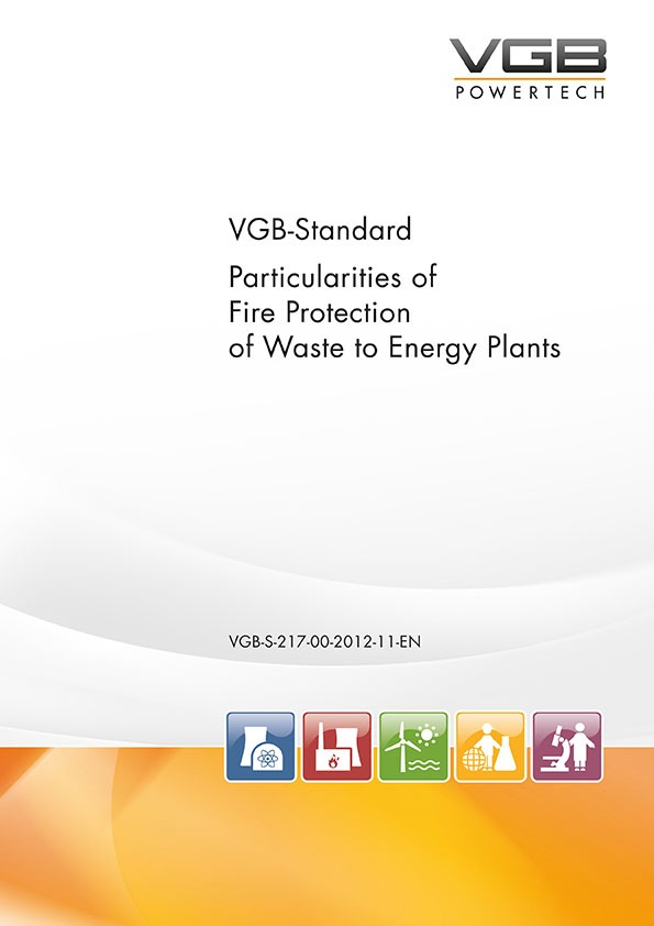 Particularities of Fire Protection of Waste to Energy Plants - eBook