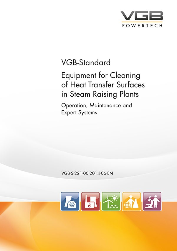 Equipment for Cleaning of Heat Transfer Surfaces in Steam Raising Plants - Operation, Maintenance and Expert Systems / eBook