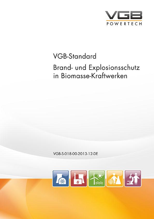 Brand- und Explosionsschutz in Biomasse-Kraftwerken - eBook