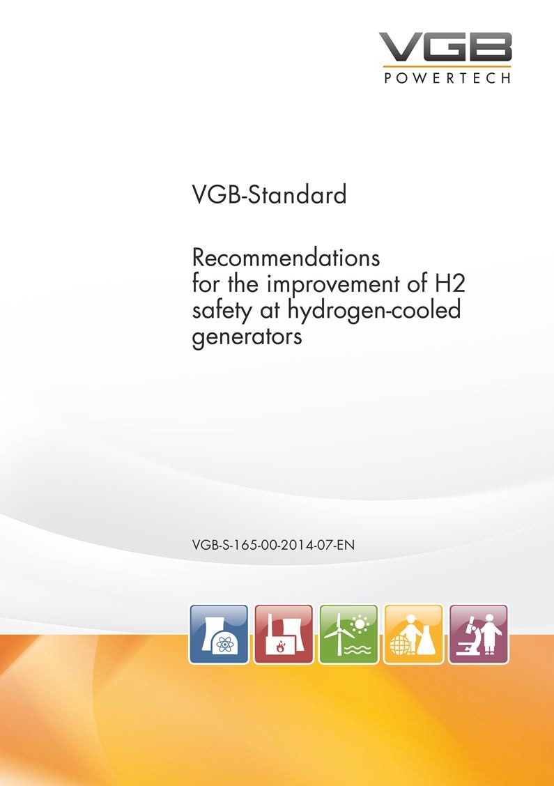 Recommendations for the improvement of H2 safety at hydrogen-cooled generators