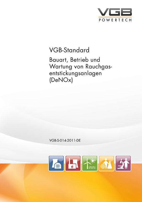 Bauart, Betrieb und Wartung von Rauchgasentstickungsanlagen (DeNOx)