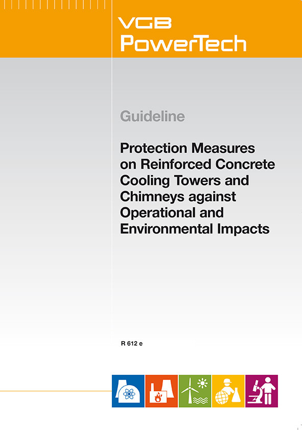 Protection Measures  on Reinforced Concrete Cooling Towers and Chimneys against Operational and Environmental Impacts (eBook)