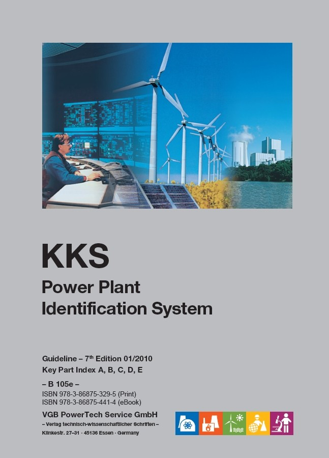 KKS Identification System for Power Plants - eBook