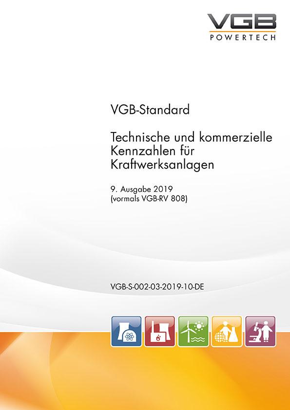Technische und kommerzielle Kennzahlen für Kraftwerksanlagen - 9. Ausgabe 2019 - ebook