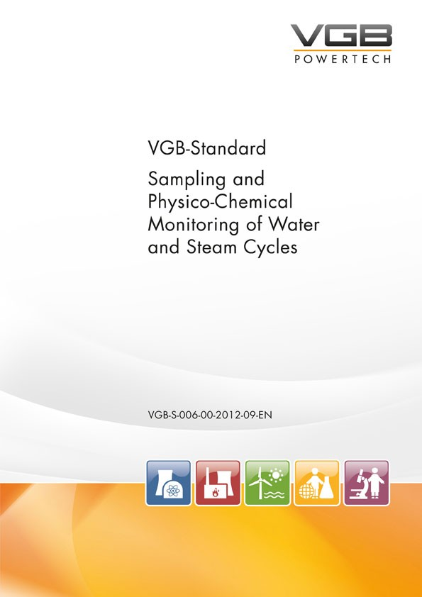 Sampling and Physico-Chemical Monitoring of Water and Steam Cycles -eBook