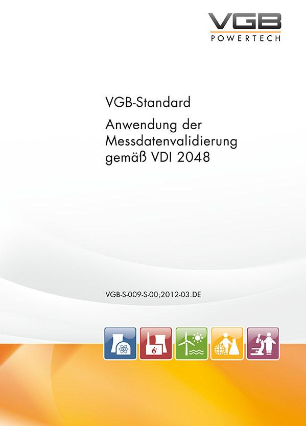 Anwendung der Messdatenvalidierung gemäß VDI 2048