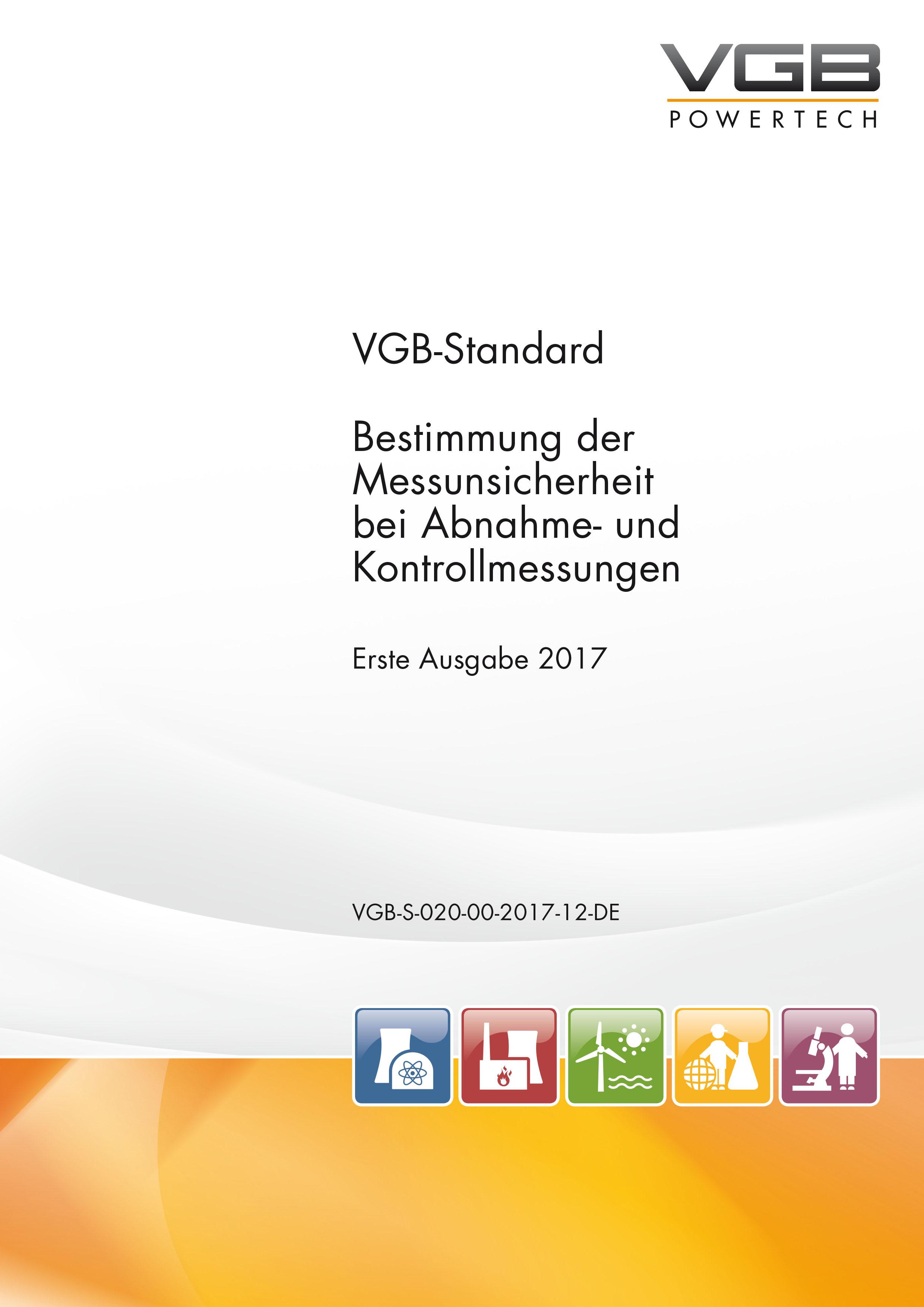 Bestimmung der Messunsicherheit bei Abnahme- und Kontrollmessungen - eBook