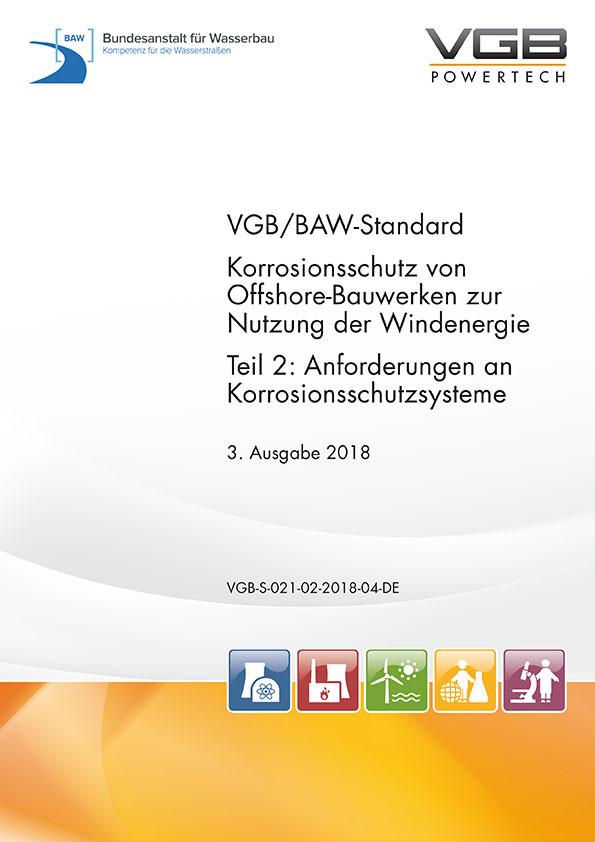 Korrosionsschutz von Offshore-Bauwerken zur Nutzung der Windenergie - Teil 2: Anforderungen an Korrosionsschutzsysteme - eBook