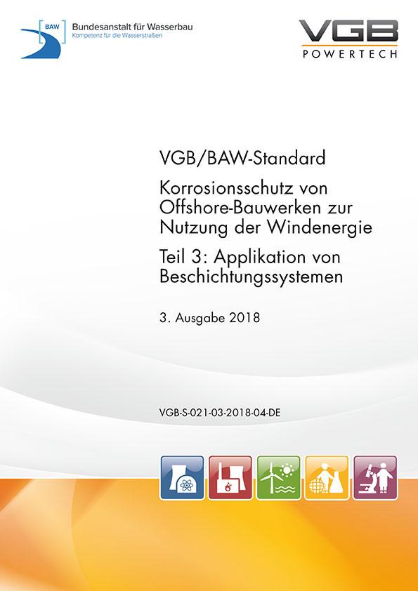 Korrosionsschutz von Offshore-Bauwerken zur Nutzung der Windenergie - Teil 3: Applikation von Beschichtungssystemen - eBook