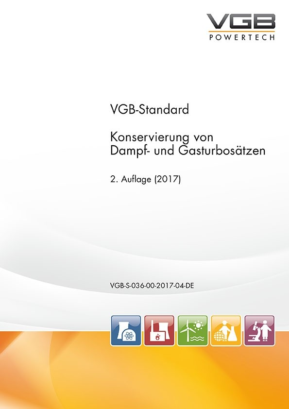Konservierung von Dampf- und Gasturbosätzen  [2. Auflage] - eBook