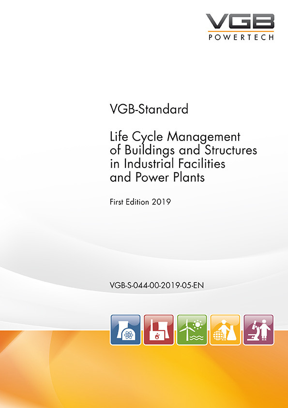 Life Cycle Management of Buildings and Structures  in Industrial Facilities and Power Plants - eBook