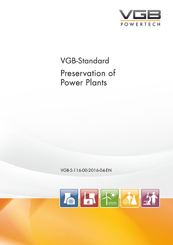 Preservation of Power Plants - eBook