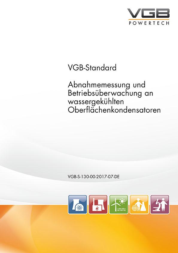 Abnahmemessung und Betriebsüberwachung an wassergekühlten Oberflächenkondensatoren - eBook