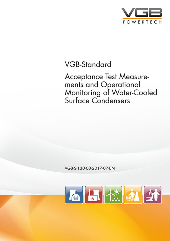 Acceptance Test Measurements and Operational Monitoring of Water-Cooled Surface Condensers - eBook