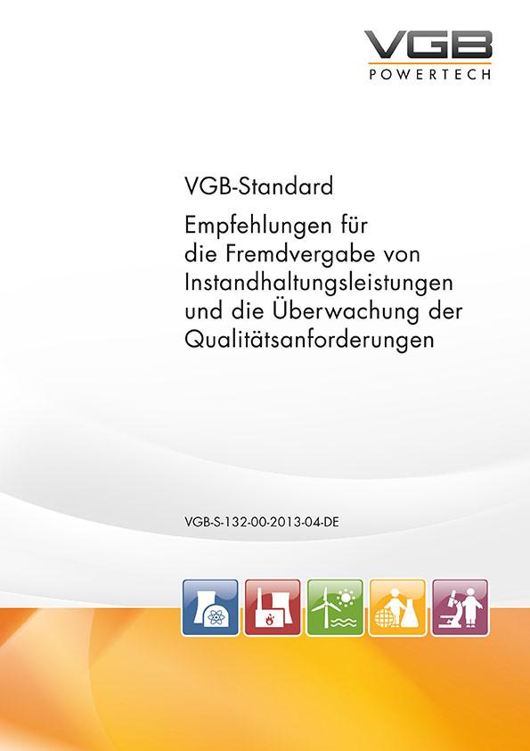 Empfehlungen für die Fremdvergabe von Instandhaltungsleistungen und die Überwachung der Qualitätsanforderungen - eBook
