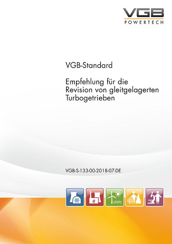 Empfehlung für die Revision von gleitgelagerten Turbogetrieben