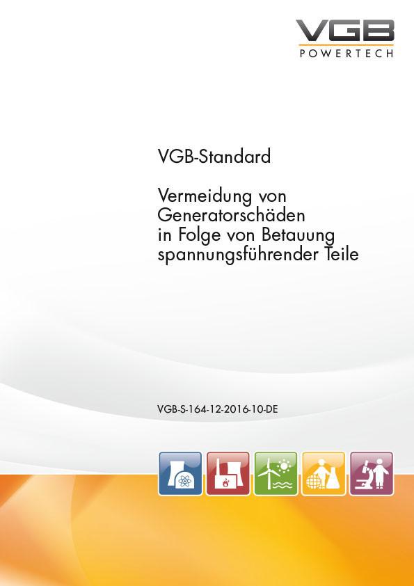 Vermeidung von Generatorschäden in Folge von Betauung spannungsführender Teile - eBook