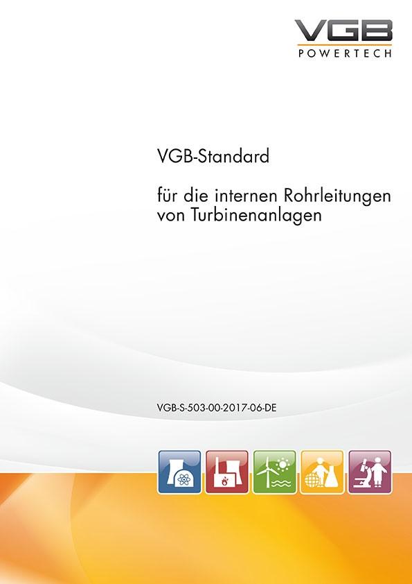 Standard für die internen Rohrleitungen von Turbinenanlagen