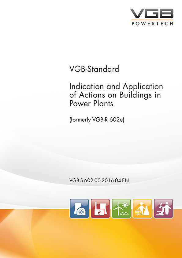 Indication and Application of Actions on Buildings in Power Plants