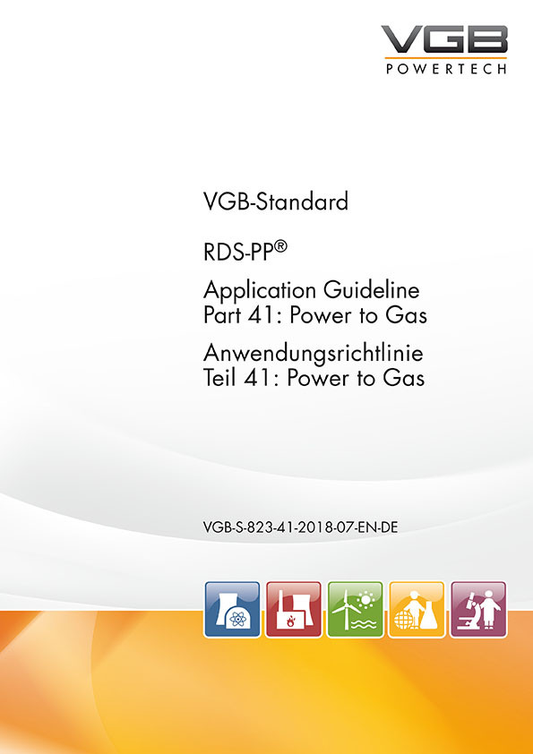 RDS-PP® Anwendungsrichtlinie Teil 41: Power to Gas - Application Guideline Part 41: Power to Gas