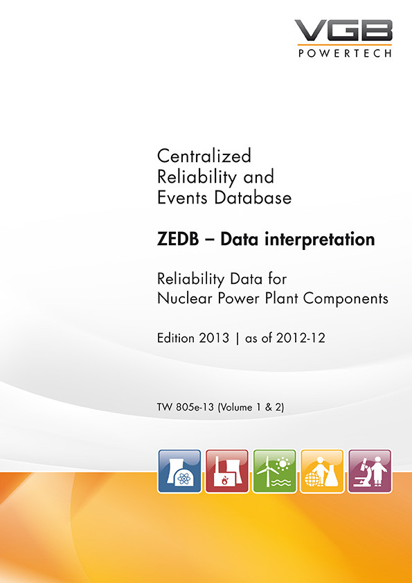 Centralized Reliability and Events Database – Reliability Data for Nuclear Power Plant Components (2013, as per 2012-12)