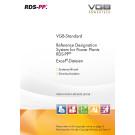 RDS-PP® Referenzkennzeichensystem für Kraftwerke - Kennbuchstaben für Kraftwerkssysteme (Systemschlüssel) - Excel-Liste