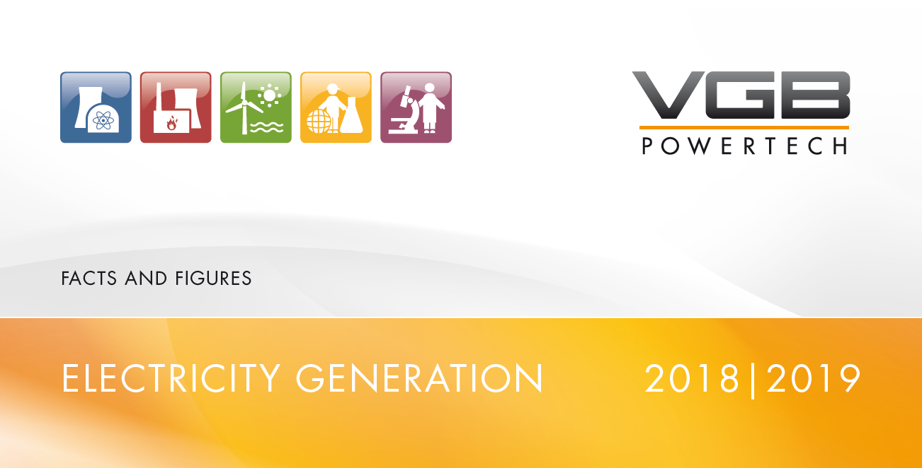 VGB Flyer Electricity Generation - Facts and Figures 2018/2019