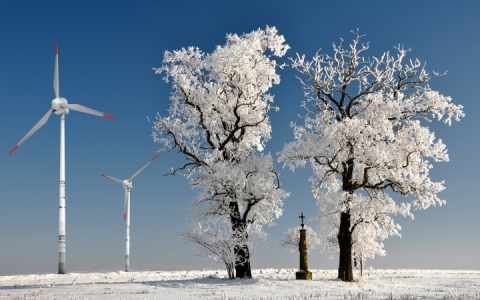 Operation of Wind Power Plants in Cold Climate