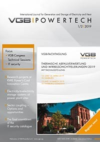 VGB PowerTech Journal 1-2/2019