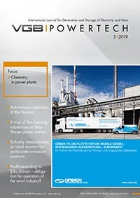VGB PowerTech Journal 3/2019
