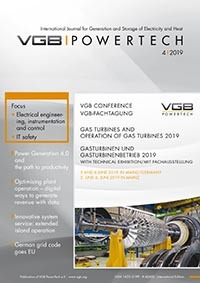 VGB PowerTech Journal 4/2019