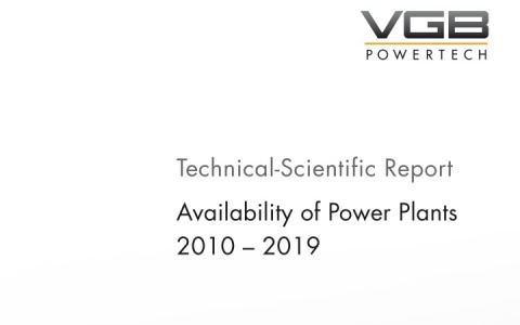 Availability of Power Plants 2010 - 2019, Edition 2020