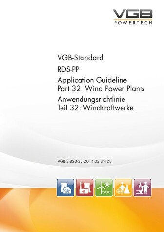 "VGB-Standards ""RDS-PP® Application Guideline Part 32: Wind Power Plants\"